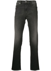 Diesel faded slim fit jeans