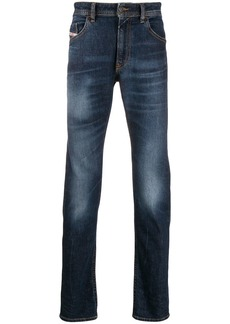 Diesel faded stonewashed jeans