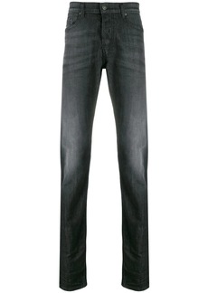 Diesel faded straight jeans