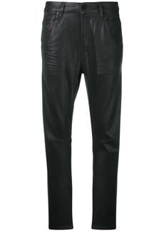 Diesel Fayza carrot fit trousers