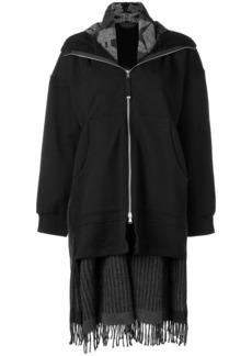 Diesel Feblanket hooded jacket