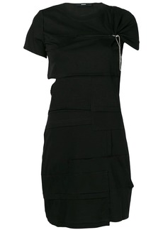 Diesel fitted T-shirt dress