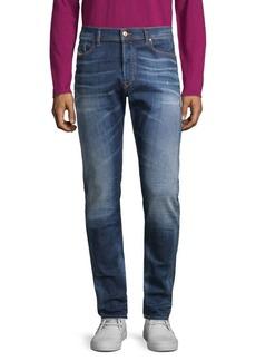 Diesel Five-Pocket Buttoned Jeans