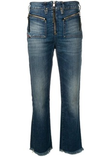 Diesel flare d-earlie jeans