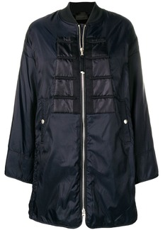 Diesel flared bomber coat