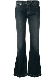 Diesel flared fit jeans