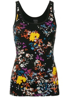 Diesel floral fitted tank