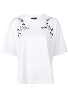 Diesel floral print T-shirt