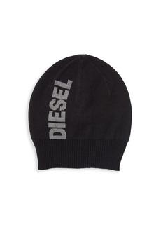Diesel Frota Graphic Beanie
