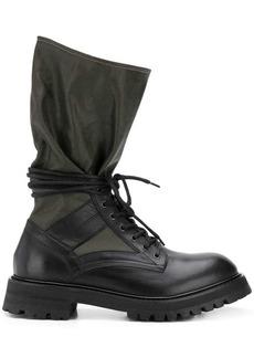 Diesel FW18-1 boots