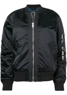 Diesel G-Souly-FL bomber jacket