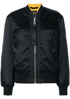 Diesel G-West-FL bomber jacket