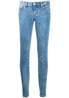 Diesel Gracey skinny jogging jeans