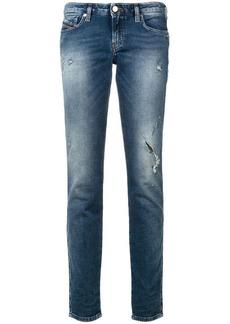 Diesel Graceyene distressed jeans