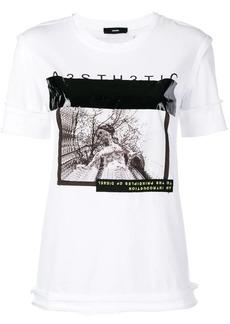 Diesel graphic print short-sleeve T-shirt