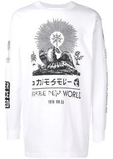 Diesel graphic print sweatshirt