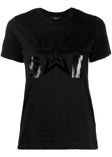 Diesel graphic print T-shirt