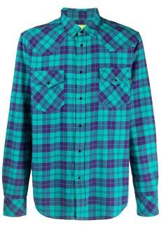 Diesel Green Label flannel Western shirt