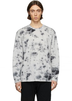 Diesel Grey A-Cold-Wall* Edition T-Stain Long Sleeve T-Shirt