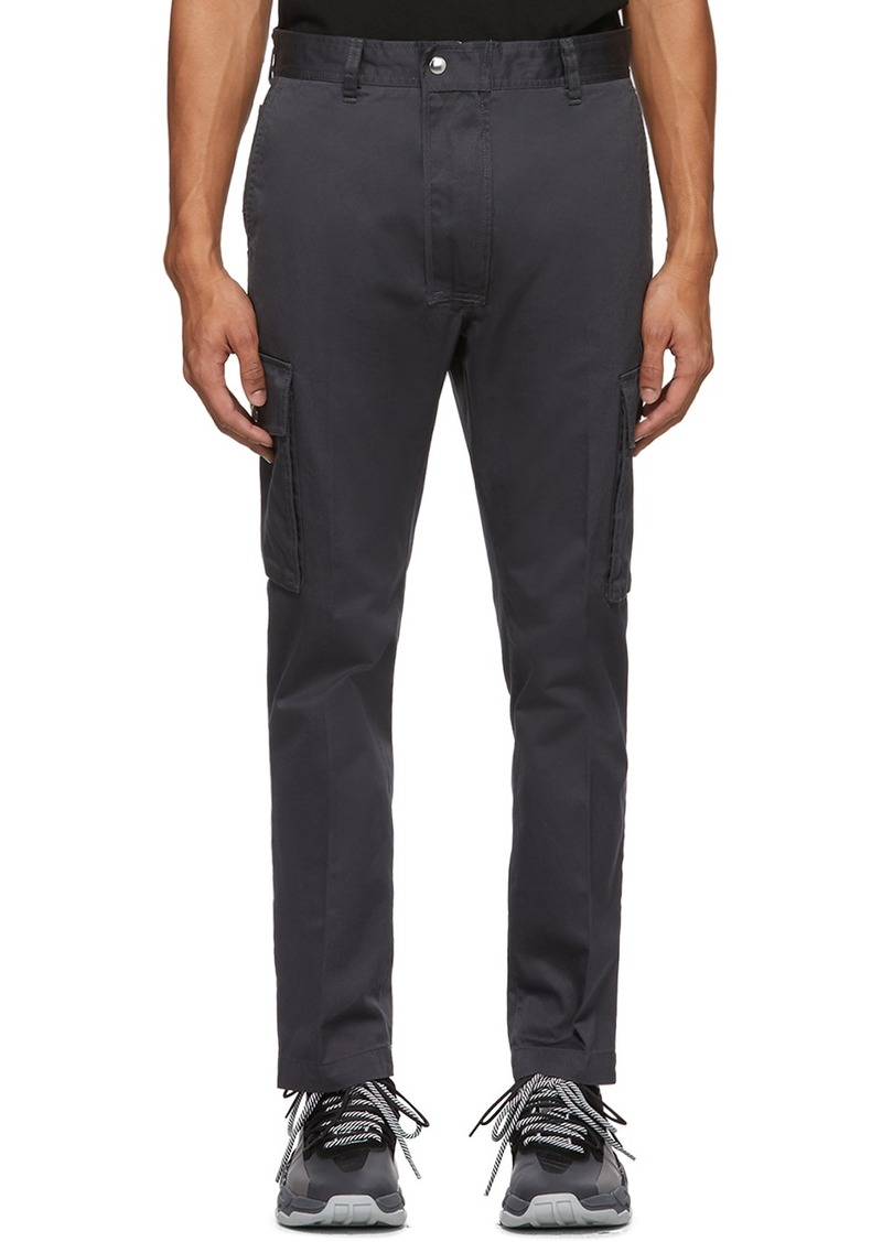 Diesel Grey P-Jared Cargo Pants