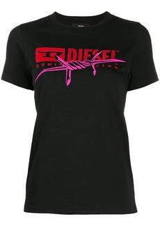 Diesel Hera logo-print T-shirt