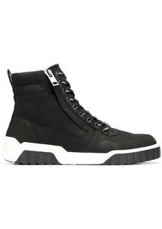 Diesel hi-top sneakers