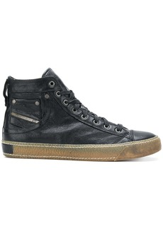 Diesel hi-top sneakers