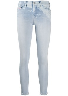 Diesel high-rise jeans