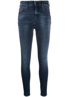Diesel high-rise skinny jeans