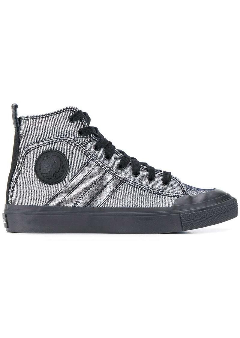 Diesel high-top sneakers