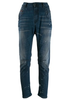Diesel high-waisted jeans