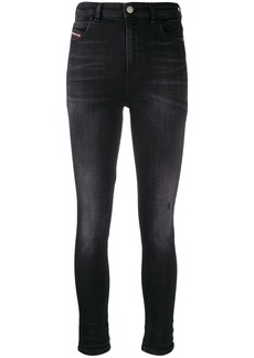 Diesel high waisted skinny jeans