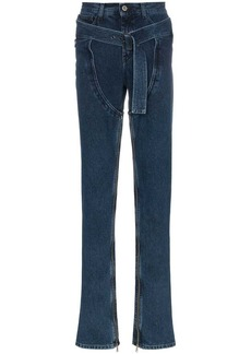 Diesel high-waisted skinny jeans