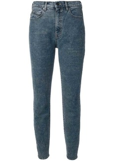 Diesel high-waisted slim jeans