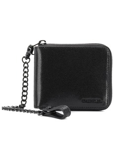 Diesel Hiresh S small zipped wallet