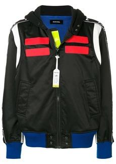 Diesel hooded jacket