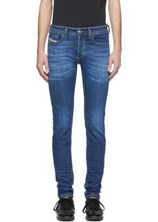 Diesel Indigo Sleenker Jeans