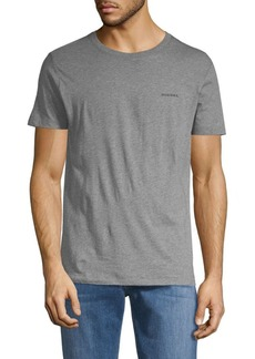 Diesel Jake Melange Short Sleeve T-Shirt