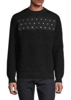 Diesel K-Rushis Textured Sweater