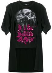 Diesel Kaos layered style T-shirt