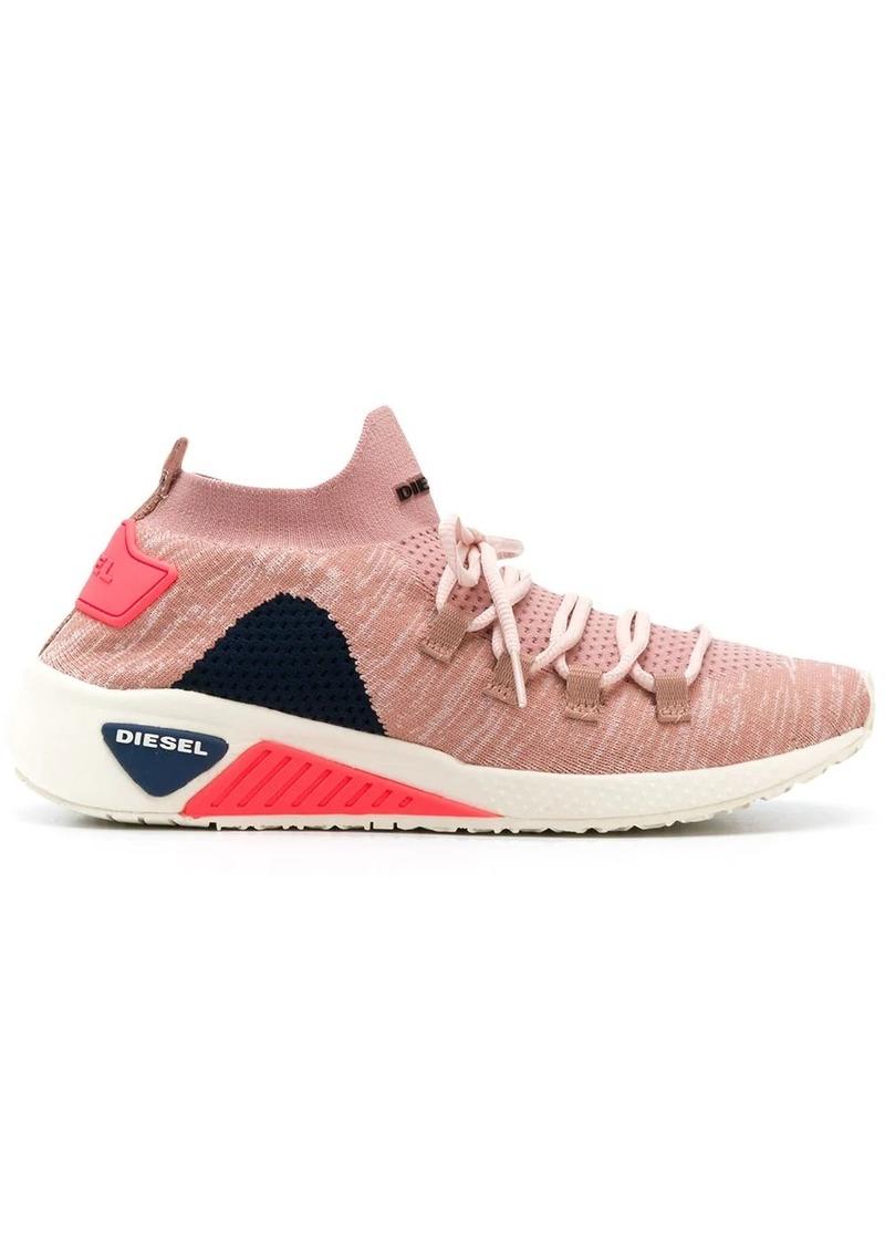 Diesel knitted style sneakers