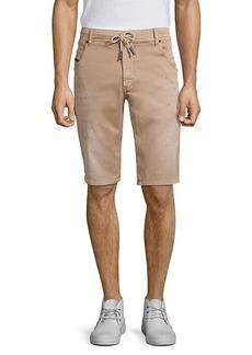 Diesel Kroo Distressed Drawstring Shorts