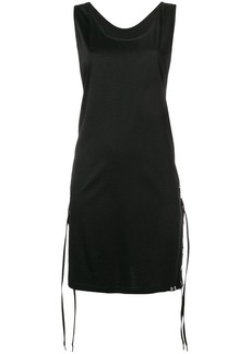 Diesel lace-up sides dress