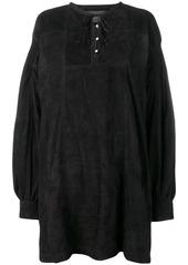 Diesel lambskin dress