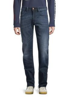 Diesel Larkee Regular-Fit Straight-Leg Jeans