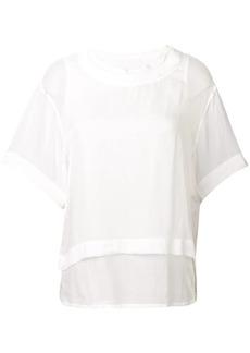 Diesel layered T-shirt