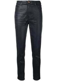 Diesel leather trousers