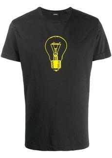 Diesel Light Bulb T-shirt