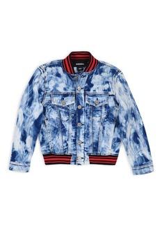 Diesel Little Boy's & Boy's J-Shan Denim Jacket