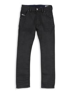 Diesel Little Boy's & Boy's Krooley Straight Jeans